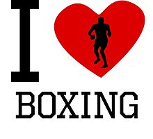I Heart Boxing by kwg2200