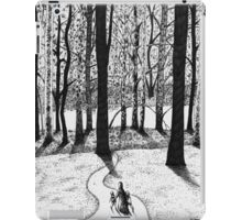'Into the Big Woods' iPad Case/Skin
