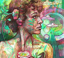 Truth Seeker by Elizabeth D'Angelo