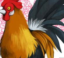 Chinese Zodiac - Rooster Sticker