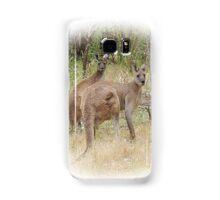 Kangaroos in the Park Samsung Galaxy Case/Skin