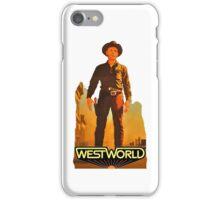 west world iPhone Case/Skin