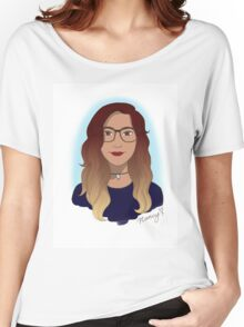 Just Me Women's Relaxed Fit T-Shirt