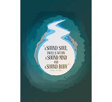 A Sound Soul Photographic Print