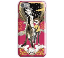 Rick And Morty Counters Of The Rick Kind iPhone Case/Skin
