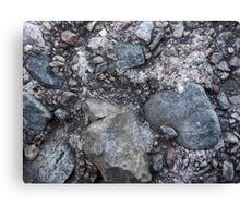Just Rocks. Canvas Print