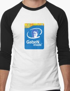 Lord GabeN Inside Men's Baseball ¾ T-Shirt