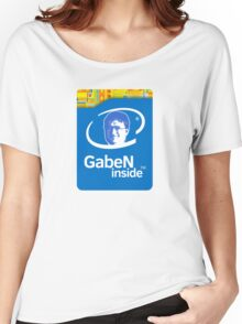 Lord GabeN Inside Women's Relaxed Fit T-Shirt
