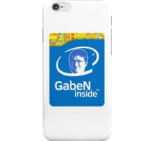 Lord GabeN Inside iPhone Case/Skin