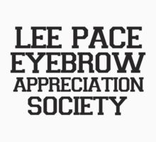 Lee Pace Eyebrow Appreciation Society  by mollyisrad