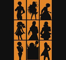 Tales of Xillia 2 - Character Roster (Orange) Unisex T-Shirt