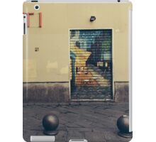 And all the wine.. iPad Case/Skin