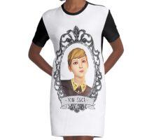 Victoria Portrait (Transparent) - Life is Strange Graphic T-Shirt Dress