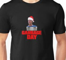Garbage Day Christmas - Silent Night Movie T-Shirt Unisex T-Shirt