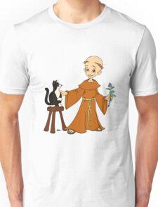 Let's Get Medieval - Funky Monk Unisex T-Shirt