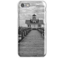 Roanoke Marshes Light iPhone Case/Skin