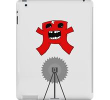 Super Meat Boy Blade iPad Case/Skin