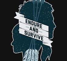 Endure and Survive by Dorothy Timmer