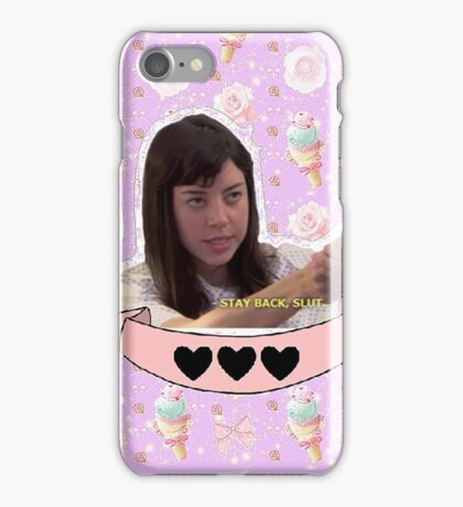 April Ludgate - Parks and Recreation iPhone Case/Skin