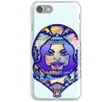 Girl in Space iPhone Case/Skin