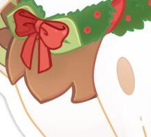 Dartrix Wreath Sticker
