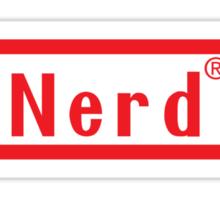 Video Game Nerd Sticker