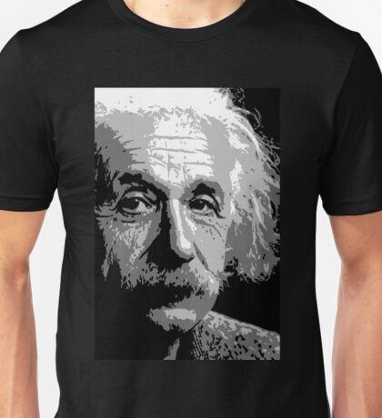 Albert Einstein Unisex T-Shirt