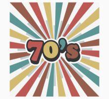 70s Kids Tee