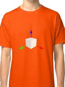 3D Cube Classic T-Shirt