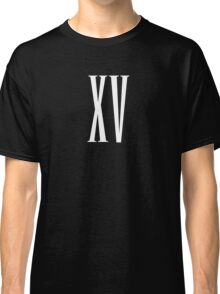 FINAL FANTASY XV ~ NUMBER Classic T-Shirt