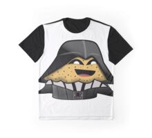 Star Wars Darth Vader Muffin Graphic T-Shirt
