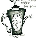 Everything stops for tea by missmoneypenny