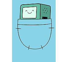 Beemo Pocket Pal Photographic Print