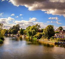 Bidford on Avon by StephenRphoto