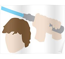 Jedi Knight Inspired Design Poster