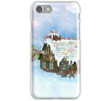 Santa Loves Cookies iPhone Case/Skin