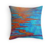 ~reflections~ Throw Pillow