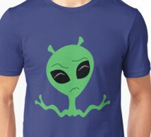 Ambivalent Alien Unisex T-Shirt