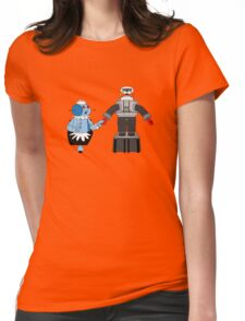 Rosie in Love Womens Fitted T-Shirt