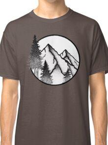 PNW Circle  Classic T-Shirt