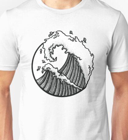 Ocean Circle Unisex T-Shirt