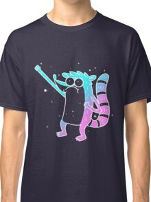 Regular Show Retro Rigby Classic T-Shirt