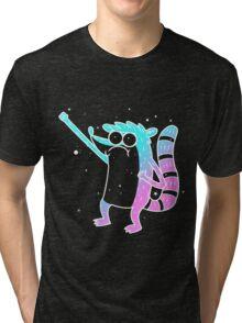 Regular Show Retro Rigby Tri-blend T-Shirt