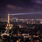 Beacon of Paris by Nishant Kuchekar