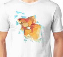 Low Poly Goldfish Unisex T-Shirt