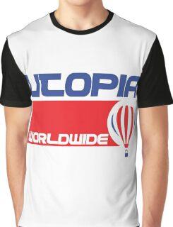 USA Balloon - Utopia Graphic T-Shirt