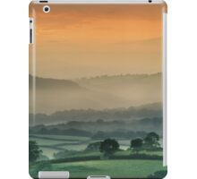 Up with the larks iPad Case/Skin