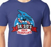 Dr Sid's Brain Transplants Unisex T-Shirt