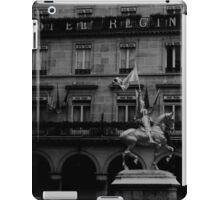 Hotel in Paris iPad Case/Skin