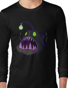 Angler Fish Long Sleeve T-Shirt